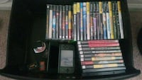 Box of assorted games.Mostly classics. Baltimore, 21209
