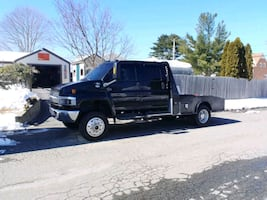 2005 Chevrolet Silverado 3500 Chassis Cab 4WD Extended Cab LS