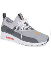 unpaired gray and white Nike running shoe Los Angeles, 90039