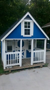 Leonard Play house Building Greensboro, 27407