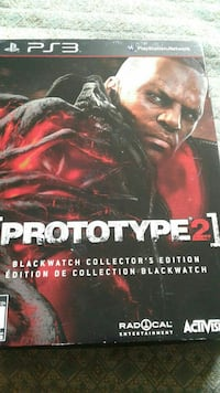 Ps3 game Collectors EDITION