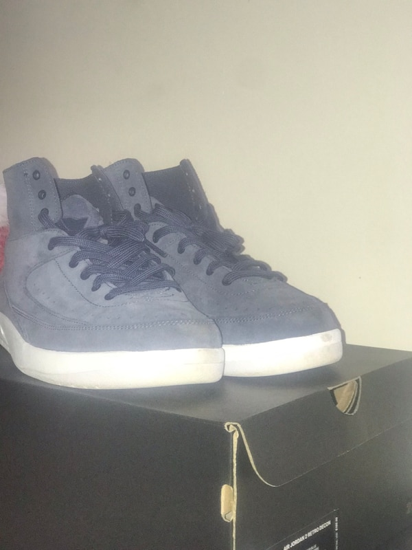 cheap for discount 773da 7926f Size 10 Jordan Retro 2 ( Decon )