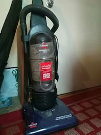 Black and blue bissel powerforce upright vacuum cleaner Fairfax, 22032