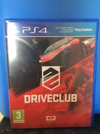 Driveclub ps4 Edremit, 10870
