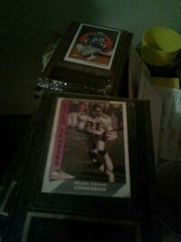two american football player trading card Shepherdsville, 40165