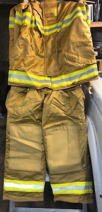 Authentic Fire fighter costume Airdrie, T4B 4G9