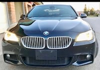 2012 BMW 550i M Sports, Technology, Premium, Navigation, No Accidents Vaughan