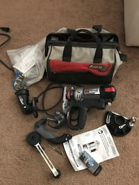 black and red power tool set Sandy Springs, 30350