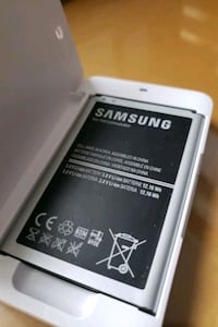 Samsung Note 3 Battery and Charge Case