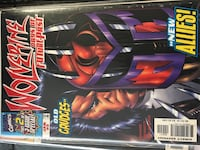 Marvel wolverine days of futur past comic book Cortlandt, 10567