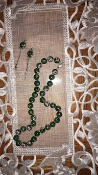 green and silver beaded tesbih Bethesda, 20817