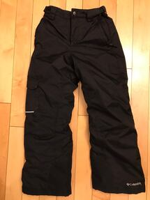 Kids Columbia snow pant size medium