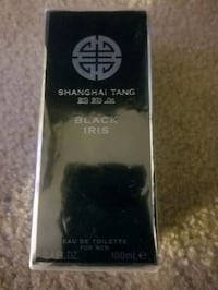 Shanghai Tang Black Iris (100ml) Men Washington