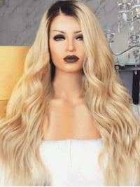 Human hair lace front wig Victorville, 92392