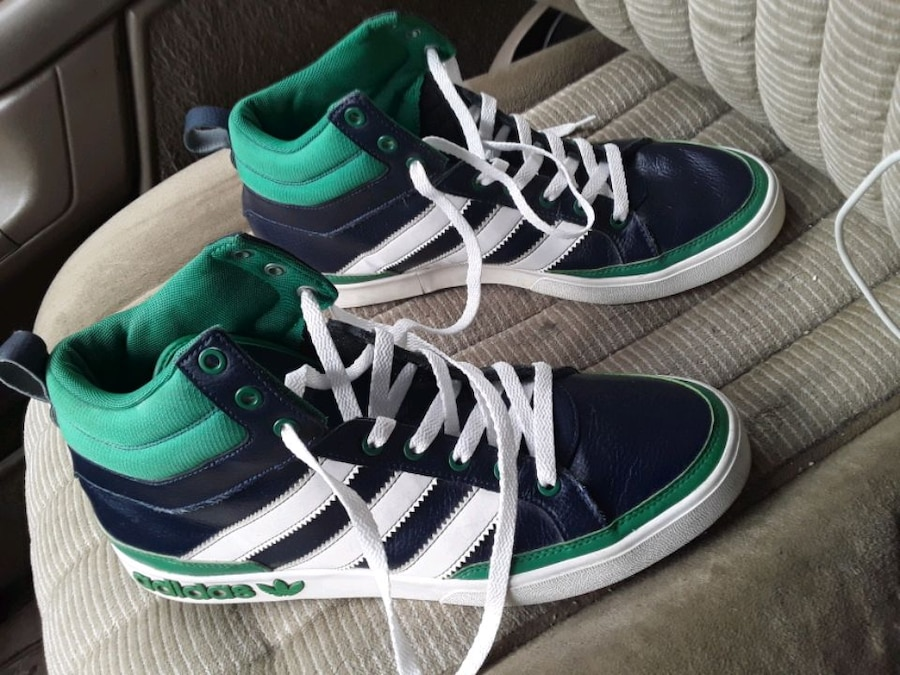 Photo Adidas and Fila Shoes Mens Size 12