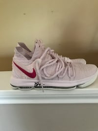 Nike KD 10 Aunt Pearl basketball shoes  Houston