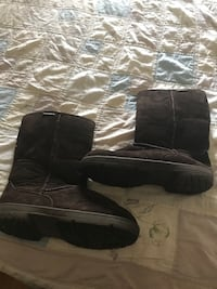 Bear paw ladies brown boots size 8 East Bernstadt, 40729