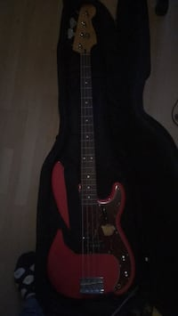 Fender Squier Precision Bass Trondheim, 7031