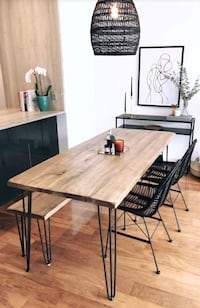Rustic Dinning Table