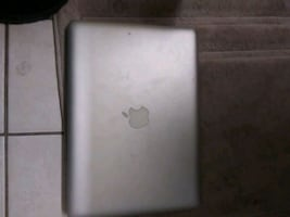 Mac book pro trade for tv. 10209-100ave front desk at 6pm