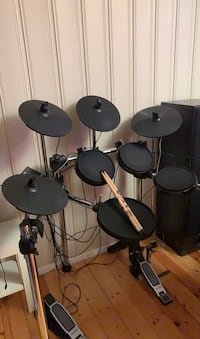 Alesis forge kit verry good