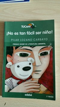 Tucan ino es tan facil ser nino book Madrid, 28039