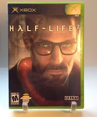 Half-Life 2 Microsoft Xbox Complete Video Game 2005 Valve (Excellent, Tested) Toronto, M5A 1P7