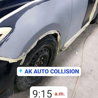 Auto body Repair and paint services  Toronto, M1P 3A6