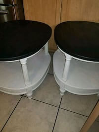 Nice side tables-2 Whittier, 90604