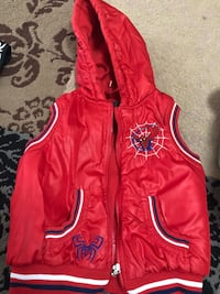 Boys Spider-Man jacket  Toronto, M3N