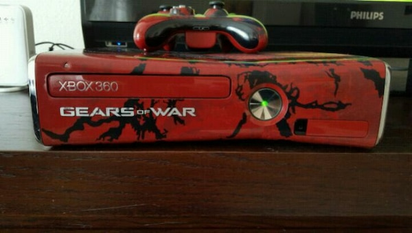XBOX 360 500 GB GEARS of WAR Limited Edition