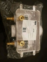 OATEY SHARK BITE WASHER SHUT OFF IN-WALL  Mississauga, L5A 1W9