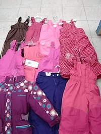 Snow Pants for Girls Sizes 2T-6 Toronto
