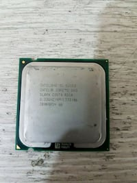 INTEL CORE2 DUO E6550 2.33GHZ 4MB.. Yeni Mahallesi, 52200