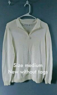 white button-up long-sleeved shirt Adrian, 49221