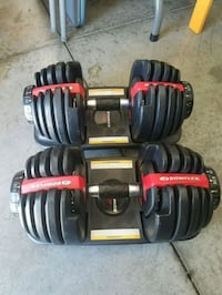 Bowflex SelectTech Weights Wichita, 67208