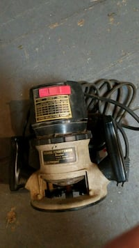 Craftsman electric router  Saugus