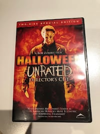 Halloween Unrated DVD Newmarket, L3X 3K5