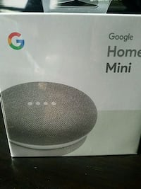 Brand New Google home mini speaker - w/ assist New Carrollton, 20784