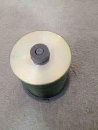 Sony Blank CD-R logo Branded 48x 700MB Media Discs Oceanside, 92058