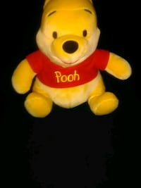 yellow and red bear plush toy Louisville, 40215