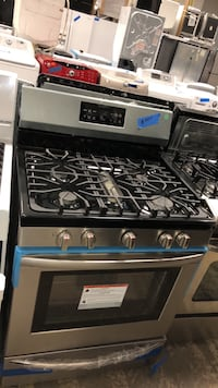 New Frigidaire electric stove