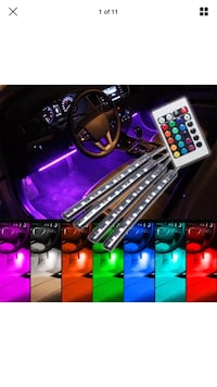 4= 9 led 8 color  بروسار