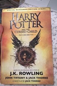 Harry Potter and the Cursed Child (Parts one and two)
