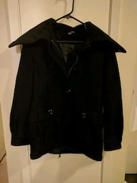 black button-up jacket Saint Catharines