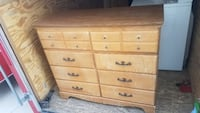 Real Wood Dresser in good condition 1628 mi