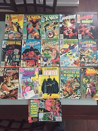 assorted Marvel comic book collection Chilliwack, V2P 4T6