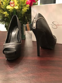 Jessica Simpson Black Shoes Hackensack, 07601
