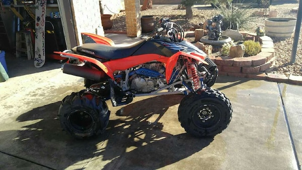 Used 2012 Honda Trx400x For Sale In Rio Rancho Letgo