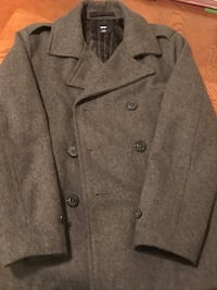 Men's Gap Pea Coat size xs (fits like a sm) Saint John, E2J 0C5